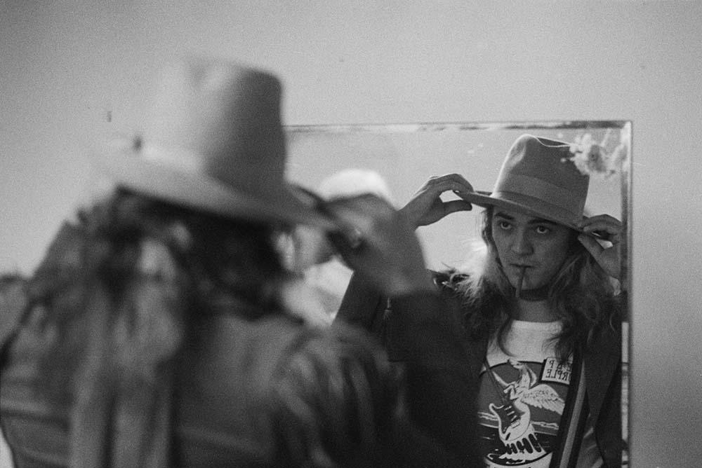 Deep Purple fine art photography