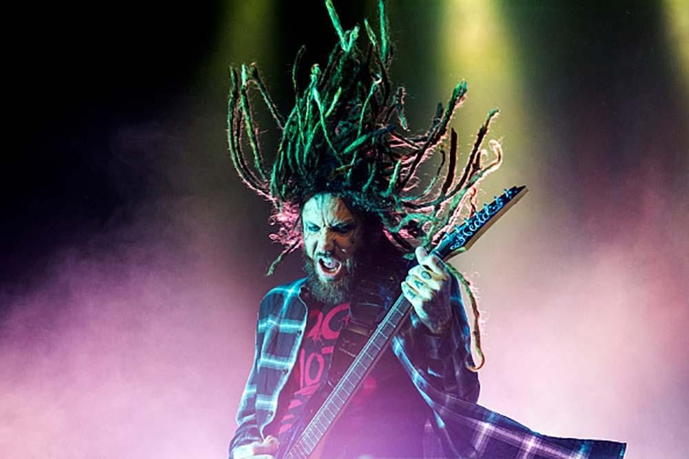 Korn At Wembley Arena fine art photography