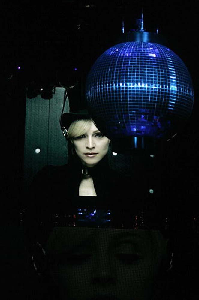 Madonna Plays Wembley Arena fine art photography
