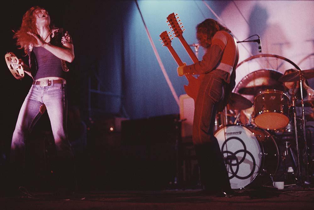 Led Zeppelin At Wembley Empire Pool fine art photography