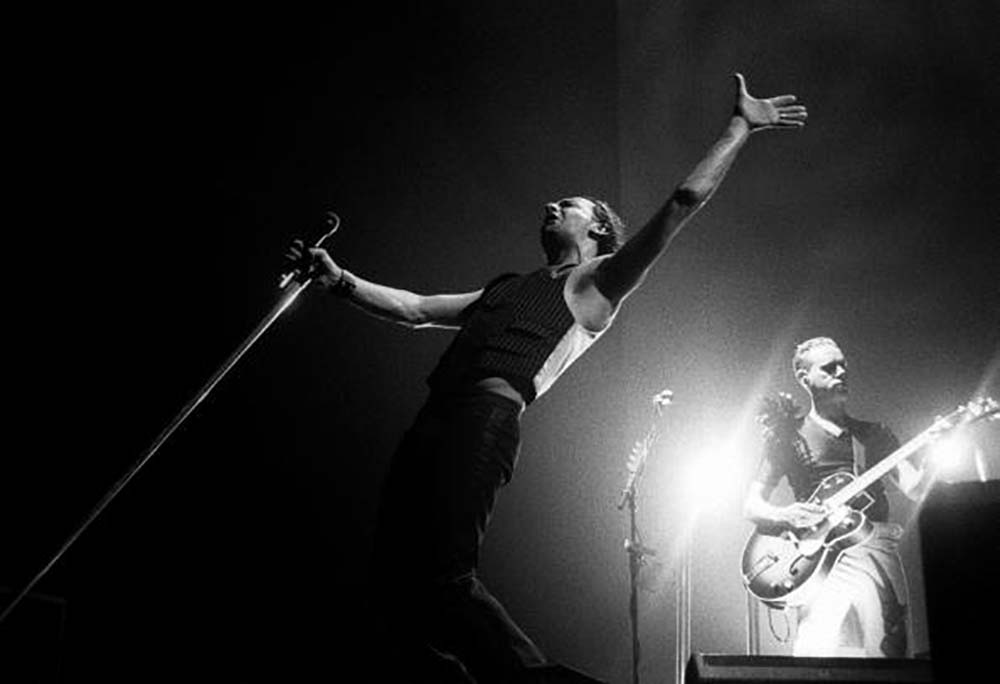 Depeche Mode at Wembley Arena fine art photography