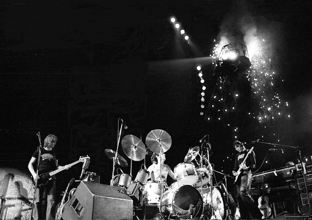 Pink Floyd Onstage fine art photography