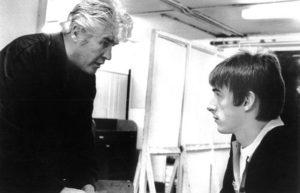 Paul Weller Backstage