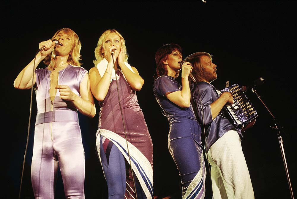ABBA At Wembley fine art photography