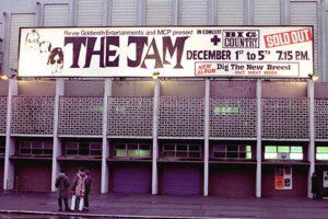 The Jam At Wembley Arena