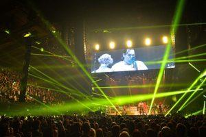 Arcade Fire At Wembley Arena