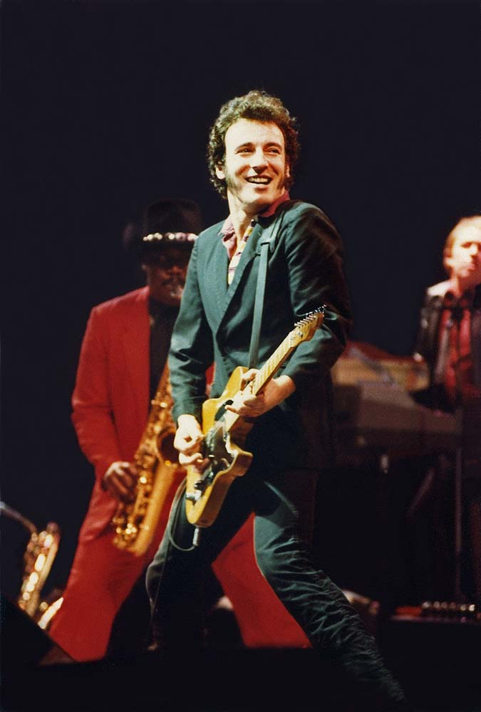 Bruce Springsteen at Wembley Arena fine art photography