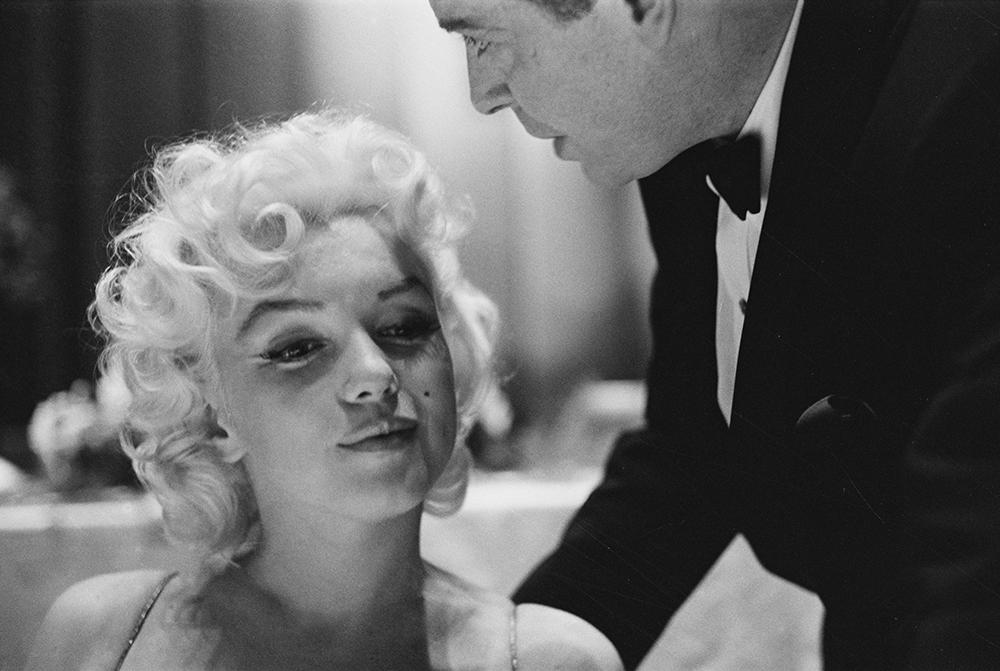 Marilyn In New York fine art photography