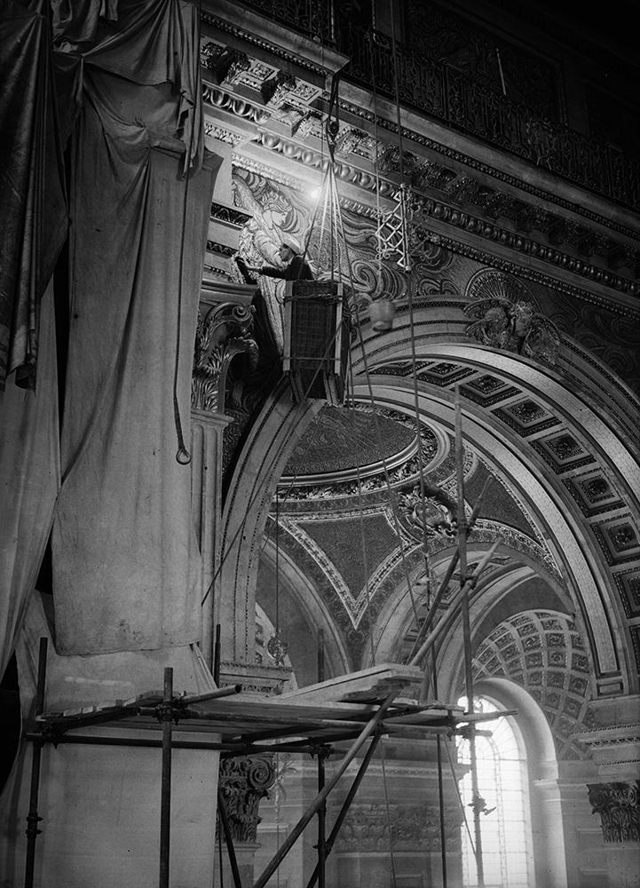 Walls Of St Paul's fine art photography