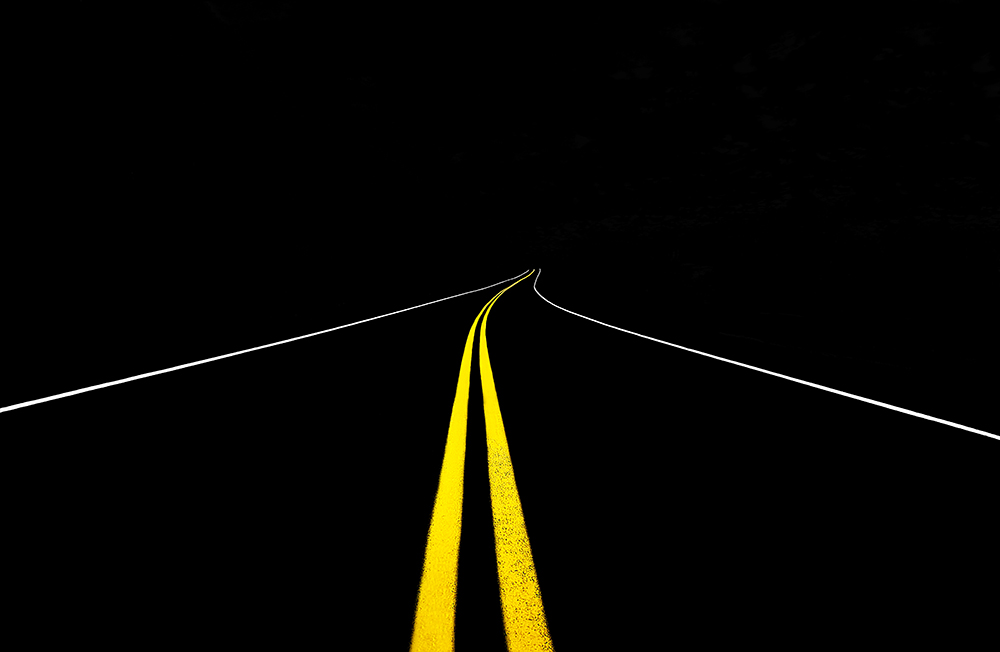 The Road to Nowhere fine art photography