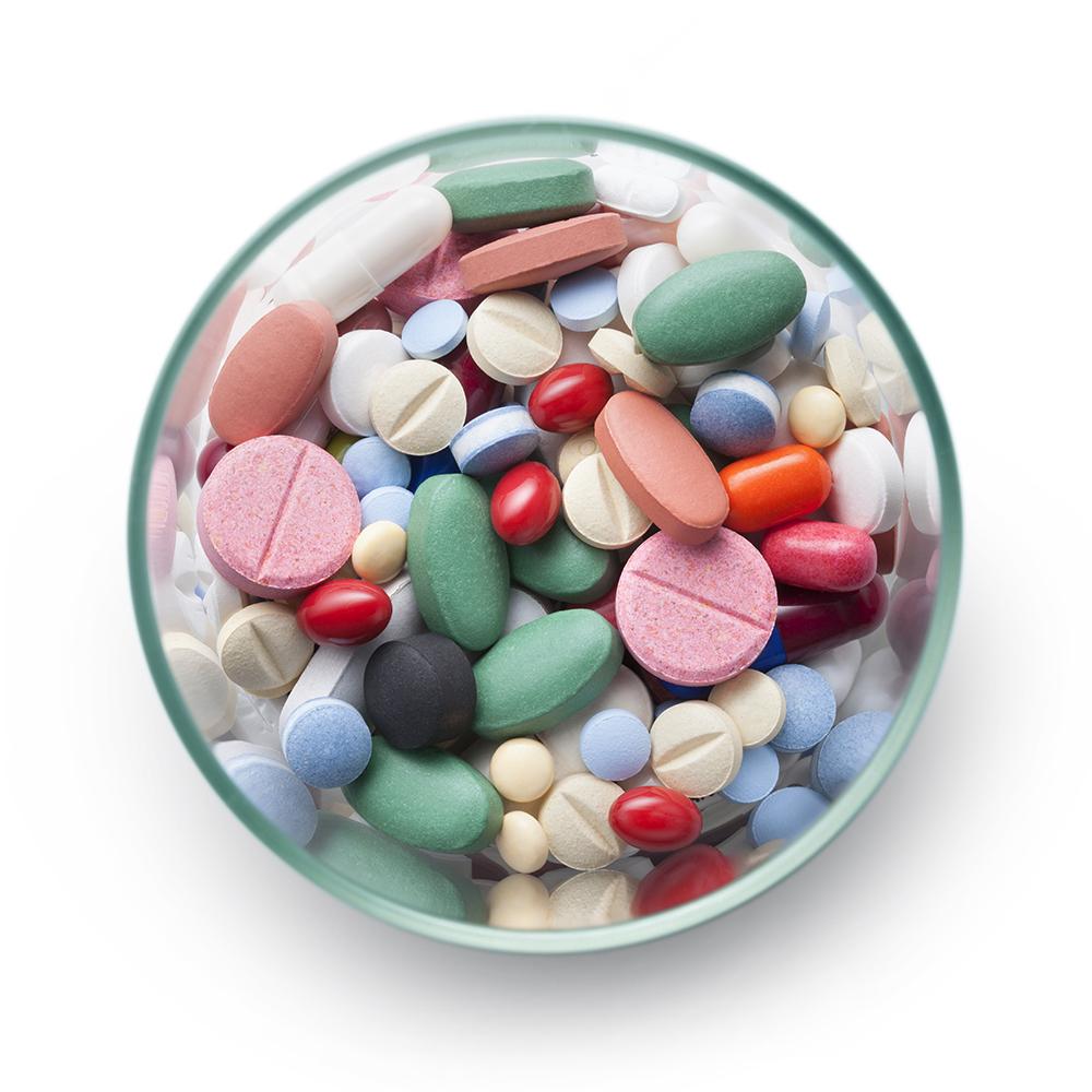 Pills fine art photography