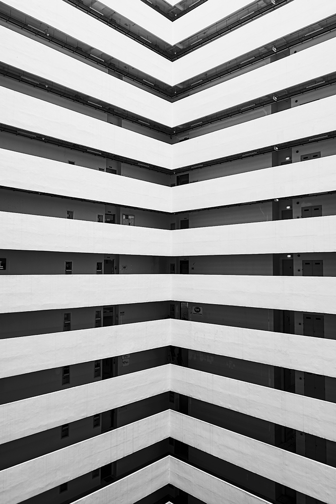 Full Frame Shot Of Modern Building fine art photography