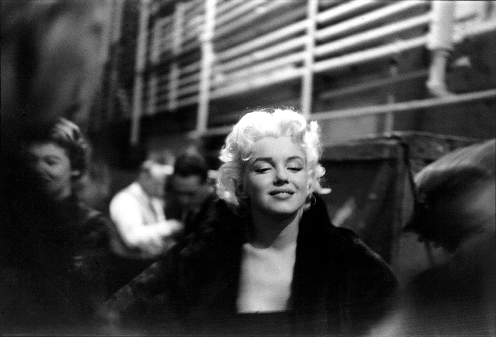 Marilyn Takes It To The Streets fine art photography
