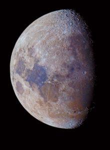 Lunar Colors