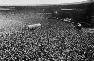 Bruce Springsteen Crowd