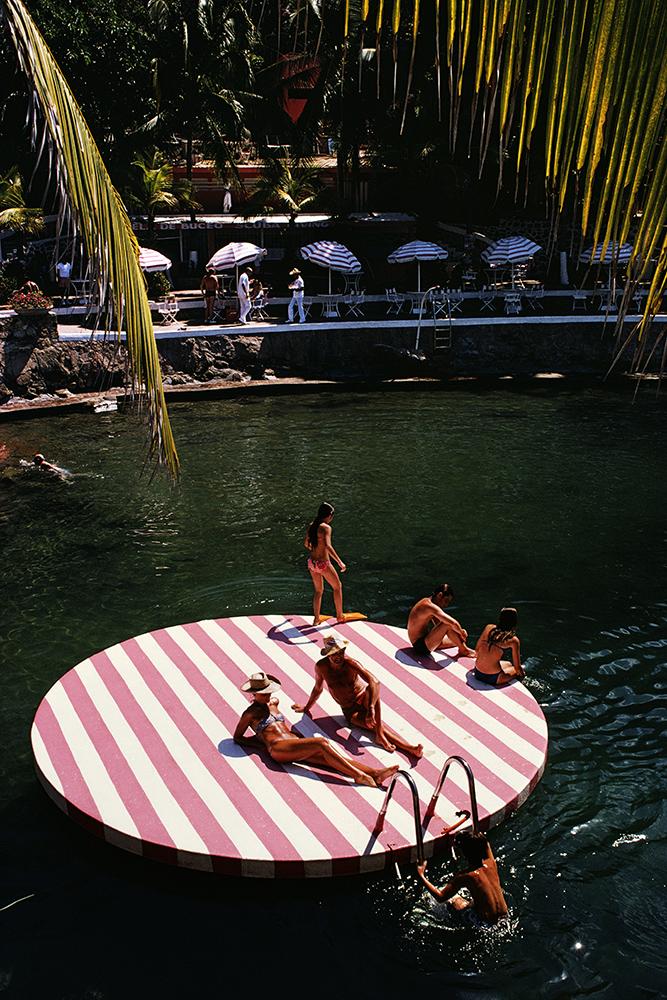 La Concha Beach Club fine art photography