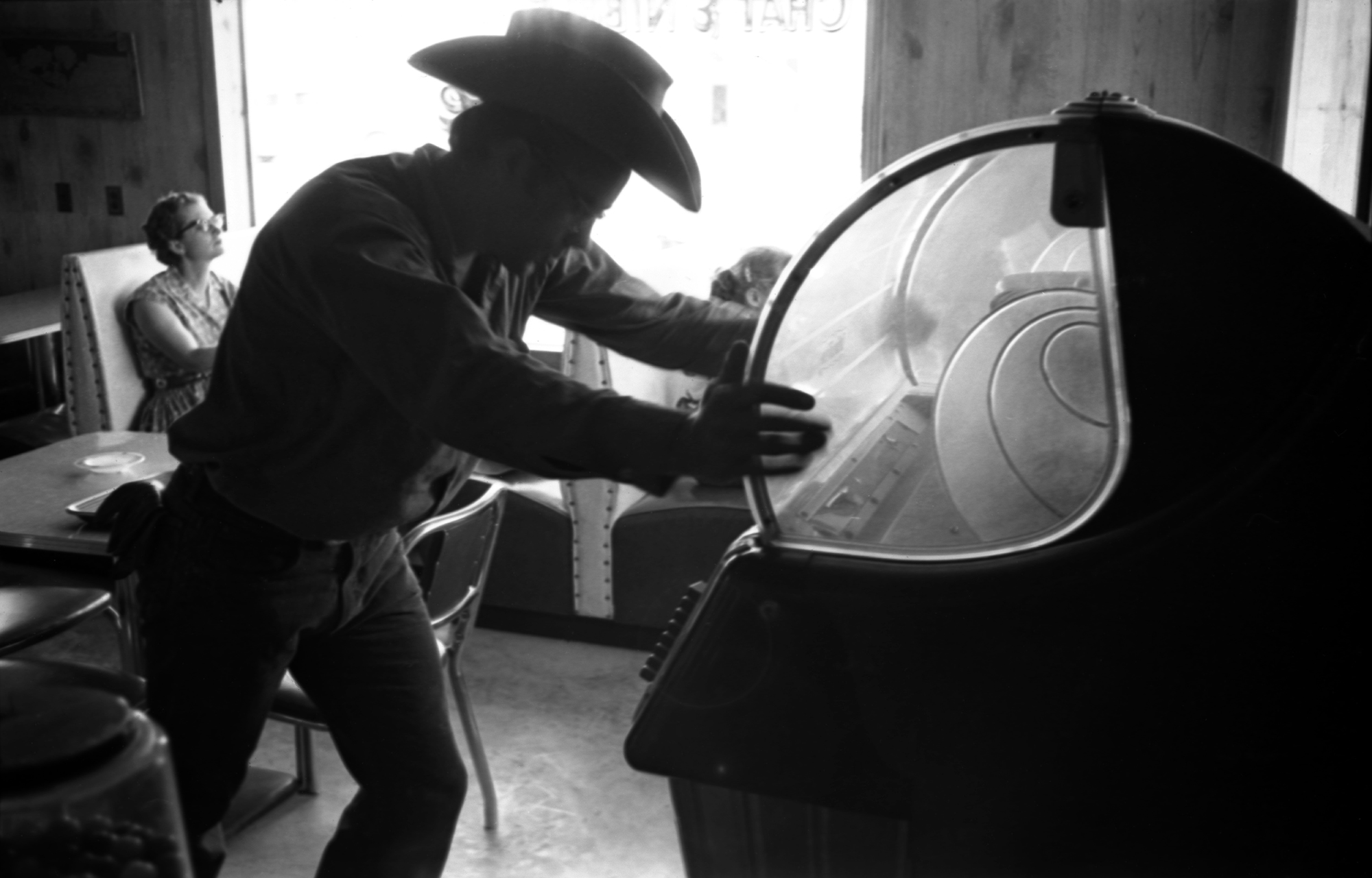 """James Dean During The Filming of """"Giant"""" fine art photography"""