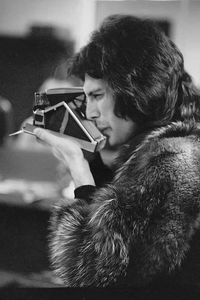 Freddie In Furs fine art photography