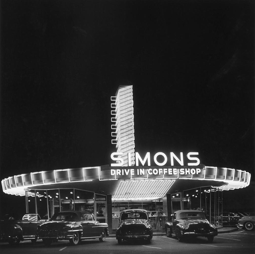 Simon's Drive-In Restaurant fine art photography