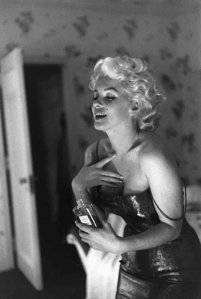 Marilyn Getting Ready To Go Out fine art photography