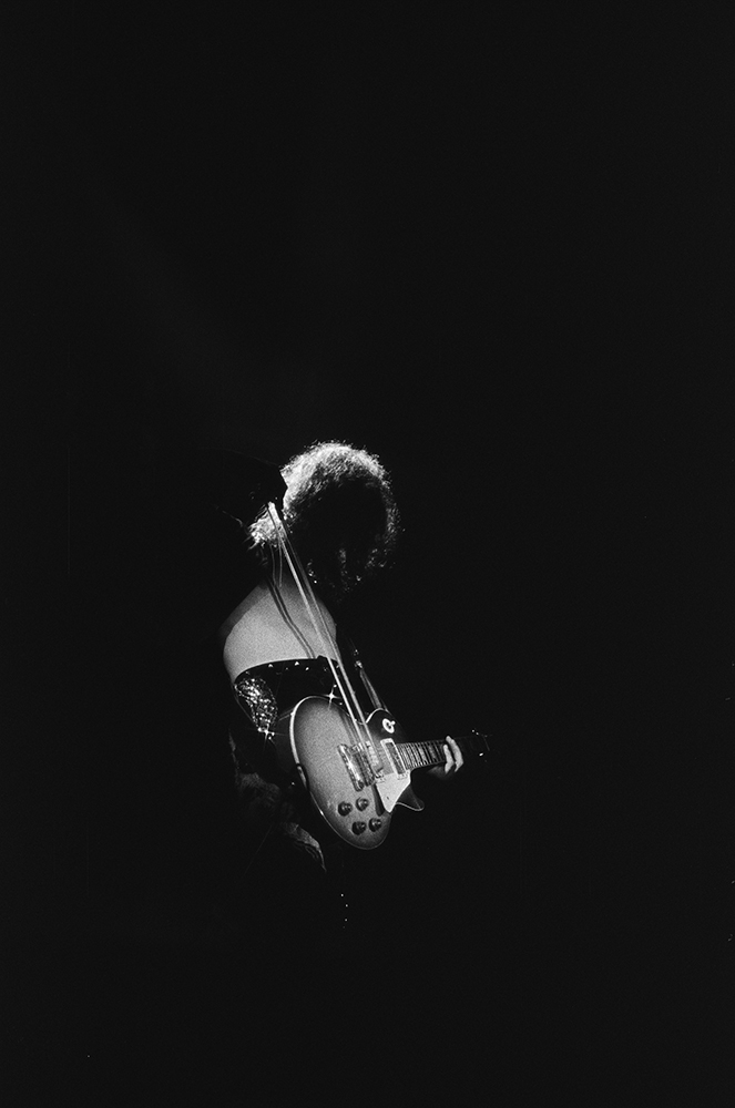 Jimmy Page At The Forum fine art photography