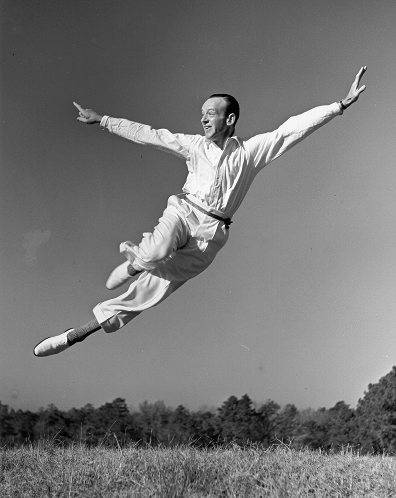 Photo of Fred Astaire fine art photography