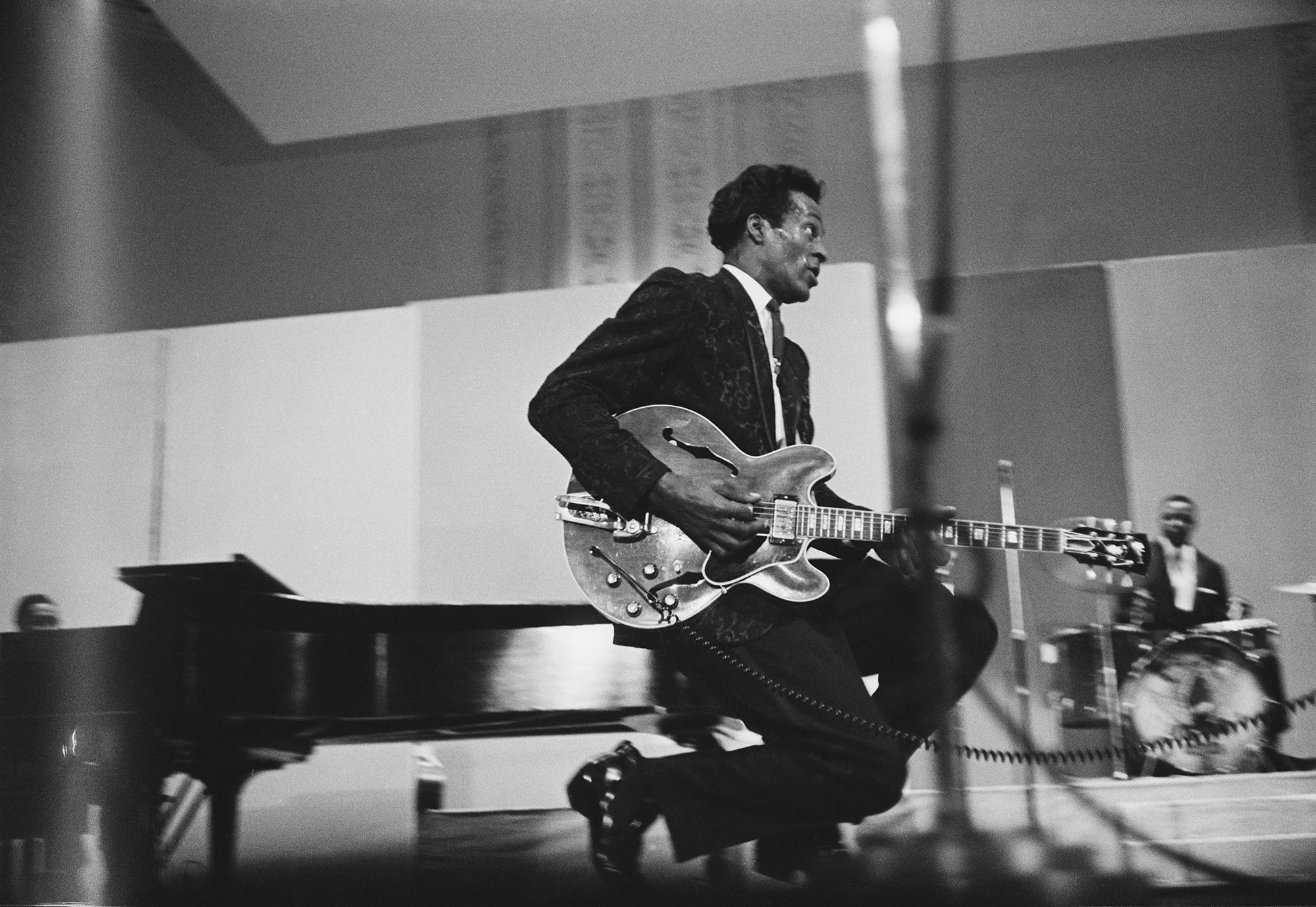 Chuck Berry fine art photography
