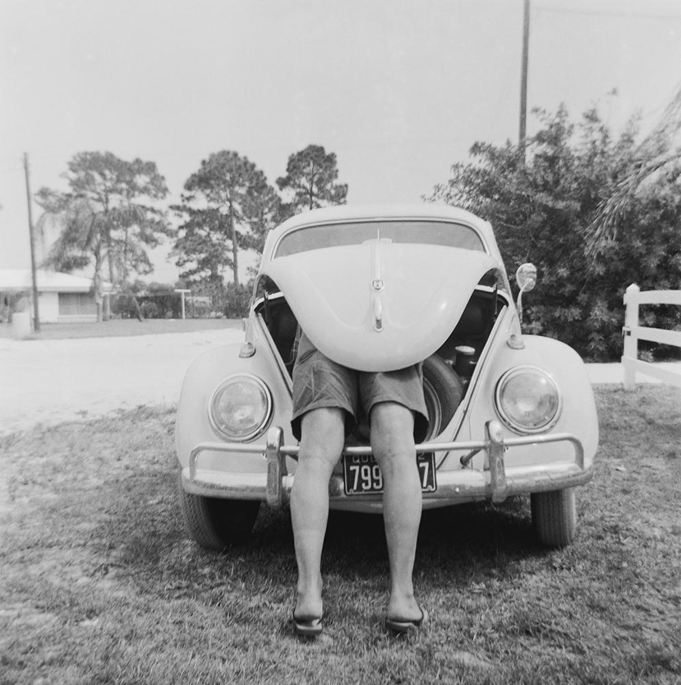 VW Beetle fine art photography