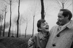 Hepburn And Ferrer