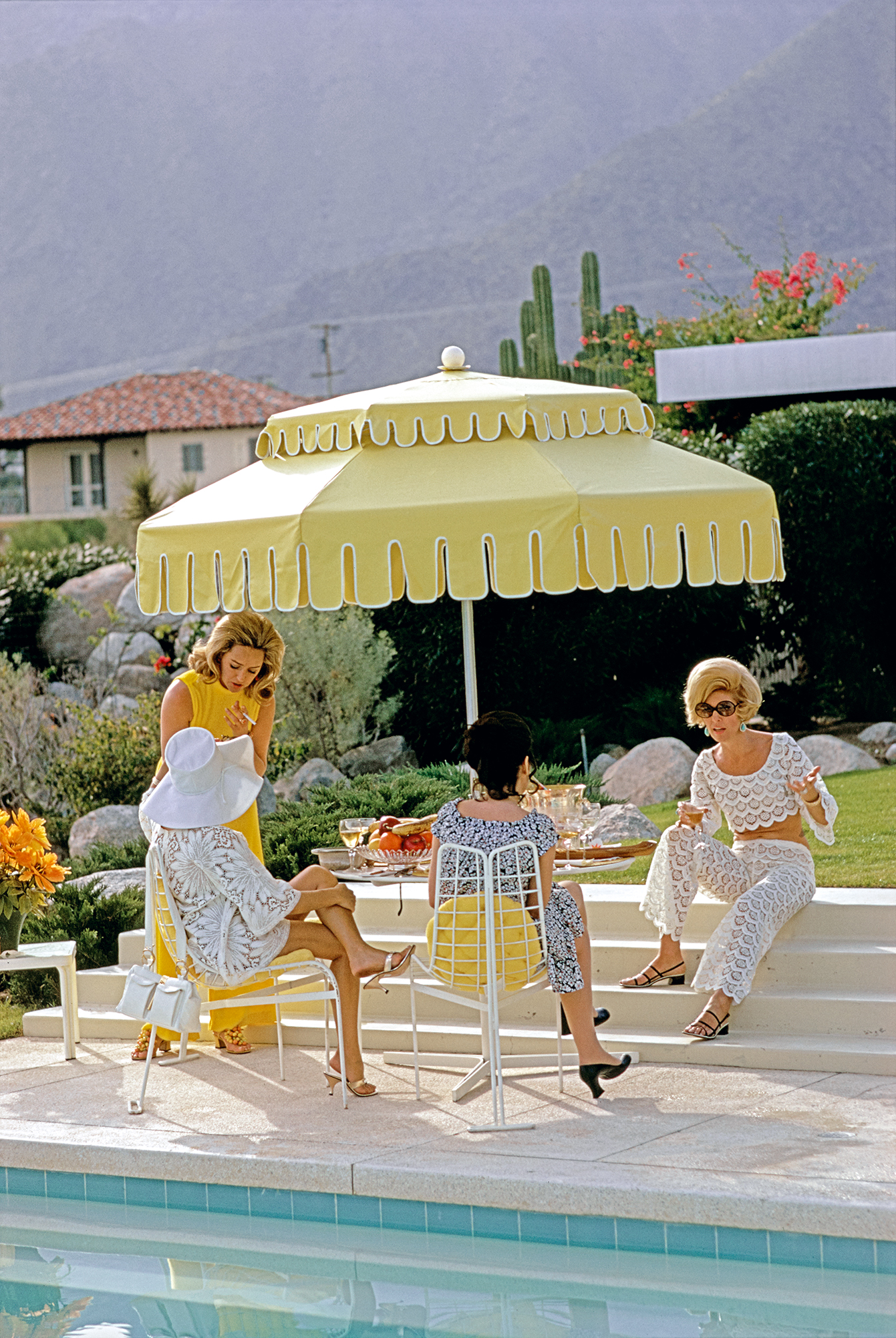 Palm Springs Life from Slim Aarons Poolside Novelties fine art photography